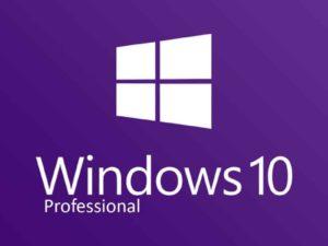 LICENCIA WINDOWS 10 PRO 64 BITS / 32 BITS – ORIGINAL