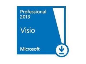 LICENCIA VISIO PROFESSIONAL 2013 32/64-BIT 1 PC ORIGINAL