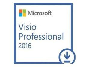 LICENCIA VISIO PROFESSIONAL 2016 32/64-BIT 1 PC ORIGINAL