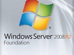 LICENCIA MICROSOFT WINDOWS SERVER 2008 R2 FOUNDATION