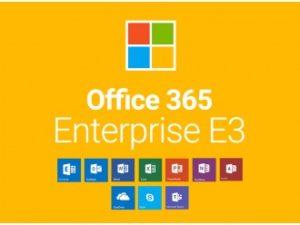 OFFICE 365 ENTERPRISE – 5 DISPOSITIVOS – 1 AÑO