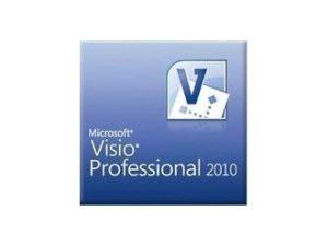 LICENCIA VISIO PROFESSIONAL 2010 32/64-BIT 1 PC ORIGINAL