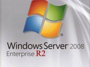 LICENCIA MICROSOFT WINDOWS SERVER 2008 R2 ENTERPRISE