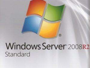 LICENCIA MICROSOFT WINDOWS SERVER 2008 R2 STANDARD