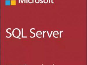 LICENCIA MICROSOFT SQL SERVER 2017 STANDARD EDITION