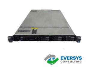 Dell PowerEdge R610 Server 2x 2.4 GHz Six Core, 32GB, 4x 300GB 10k, PERC6i, RPS